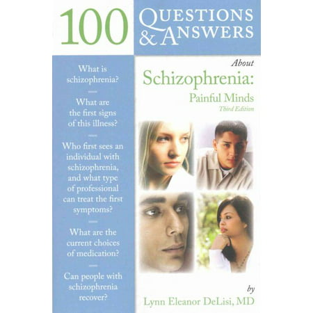 100 Questions & Answers about Schizophrenia (Answers 100 Pics Halloween)