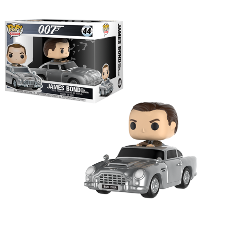 Funko POP! Rides: James Bond with Aston Martin ()
