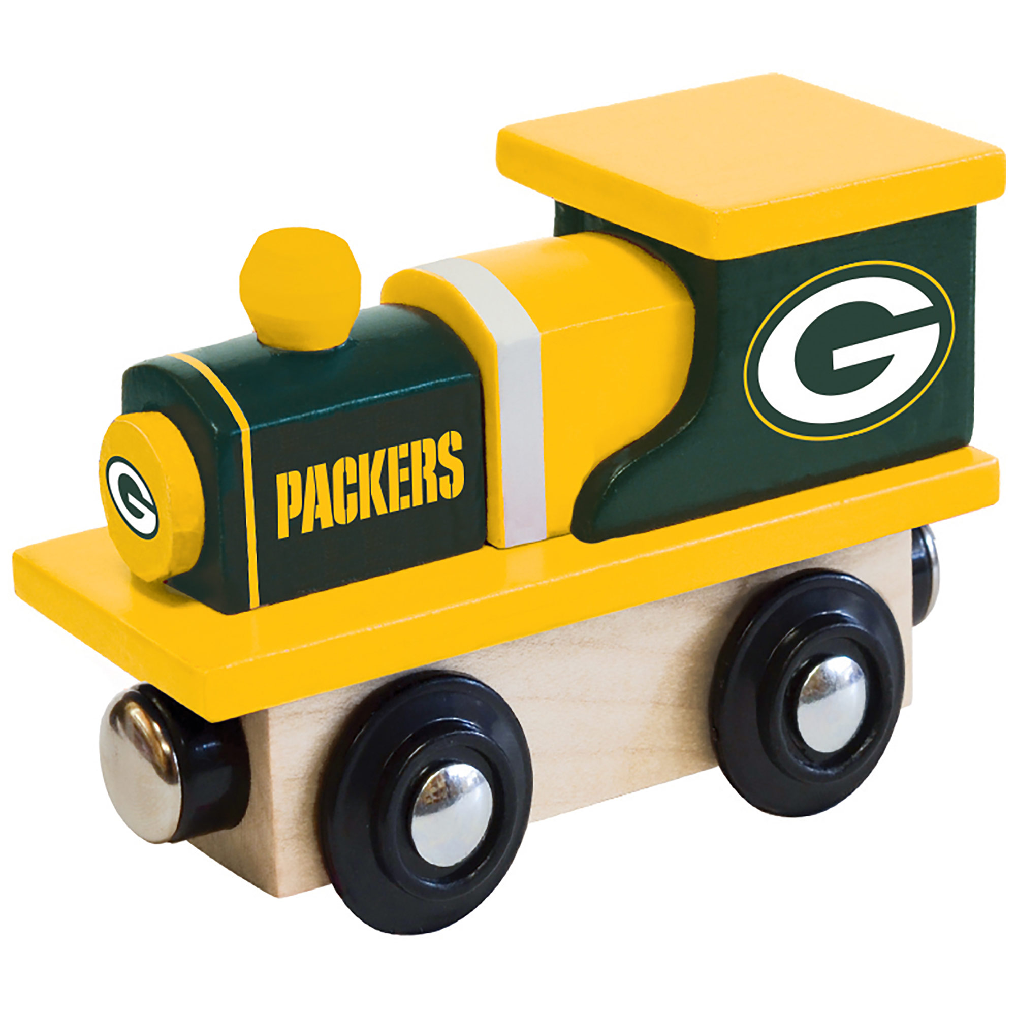 MasterPieces NFL Green Bay Packers Sports Toy Train