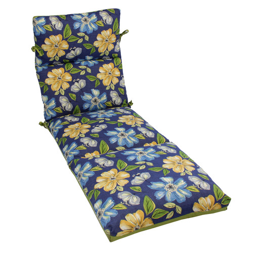 Comfort Classics Inc. Outdoor Chaise Lounge Cushion