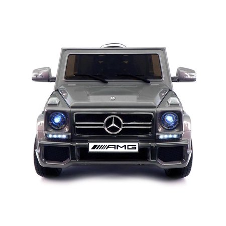 2018 Mercedes Benz G65 AMG Upgraded Version 12V Ride On Toy Car LED Kids Powered Wheels MP3 With Remote