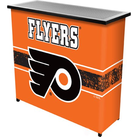 NHL Portable Bar with Carrying Case, Philadelphia Flyers by