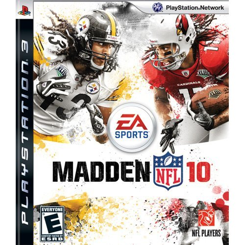 Refurbished Madden NFL 10 For PlayStation 3 PS3 Football