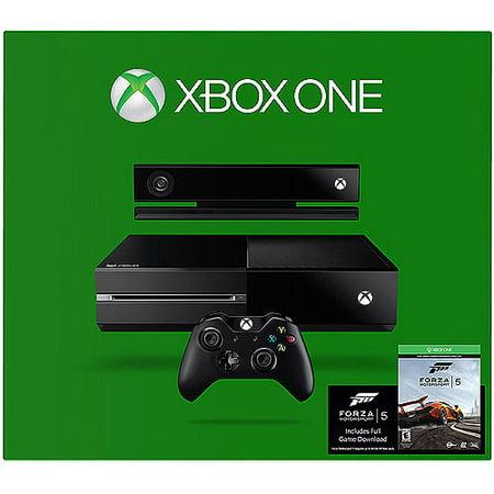 Xbox One Forza 5 Console Bundle - Walmart.com