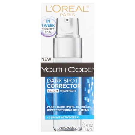 Treatment Serum (L'Oreal Paris Youth Code Serum Corrector Daily Treatment, 1.0 FL)