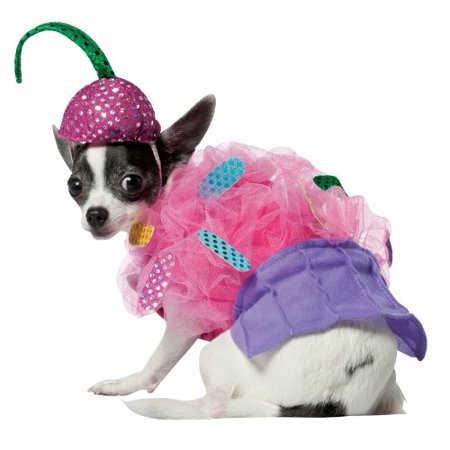 Cupcake Dog Costume X-Small
