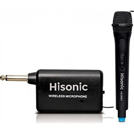 Hisonic HS308V Portable Handheld VHF Wireless Microphone
