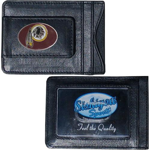 NFL - Money Clip and Cardholder,  Washington Redskins
