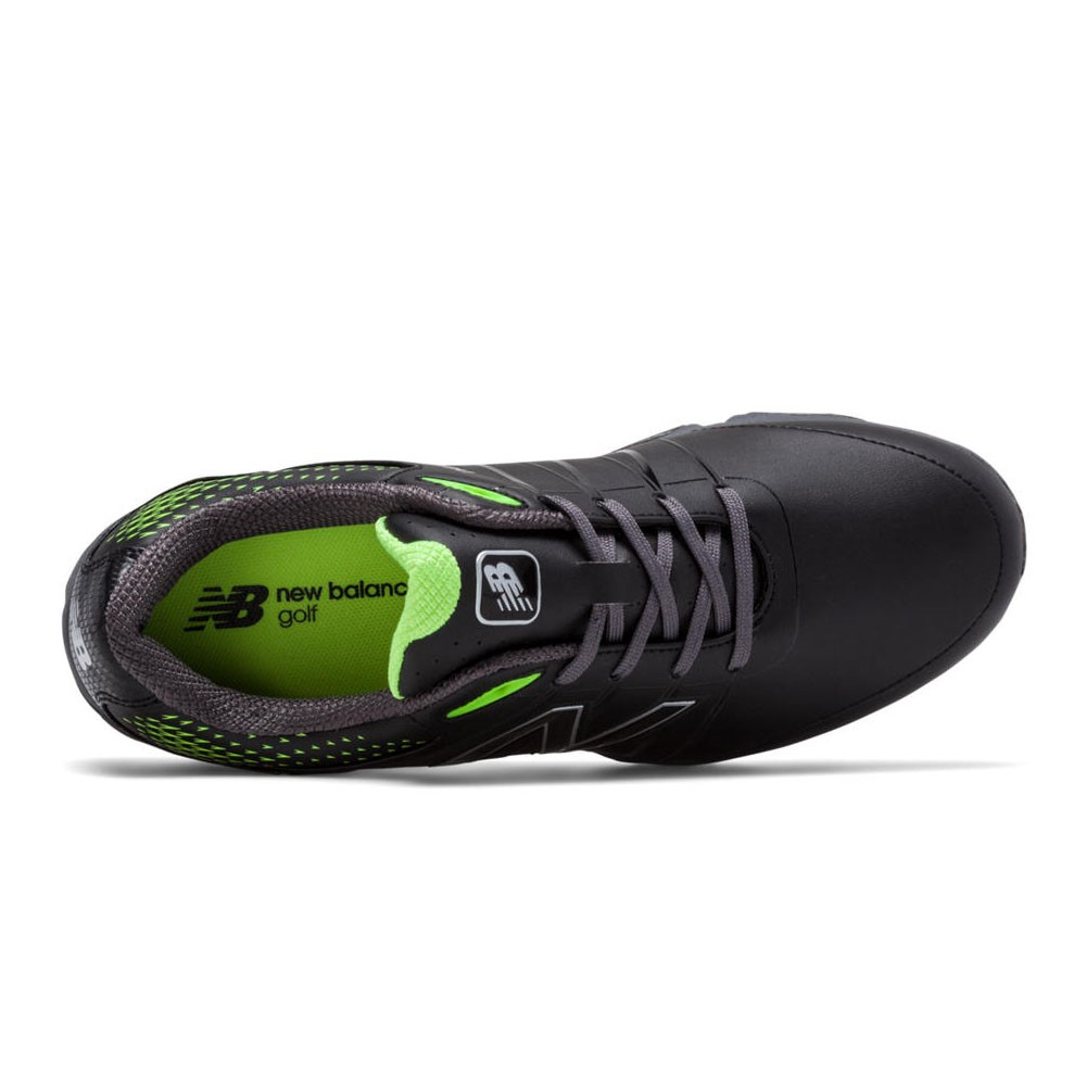 53360f5a05d21 New Balance NBG2004 Golf Shoes - Black/Green - Walmart.com