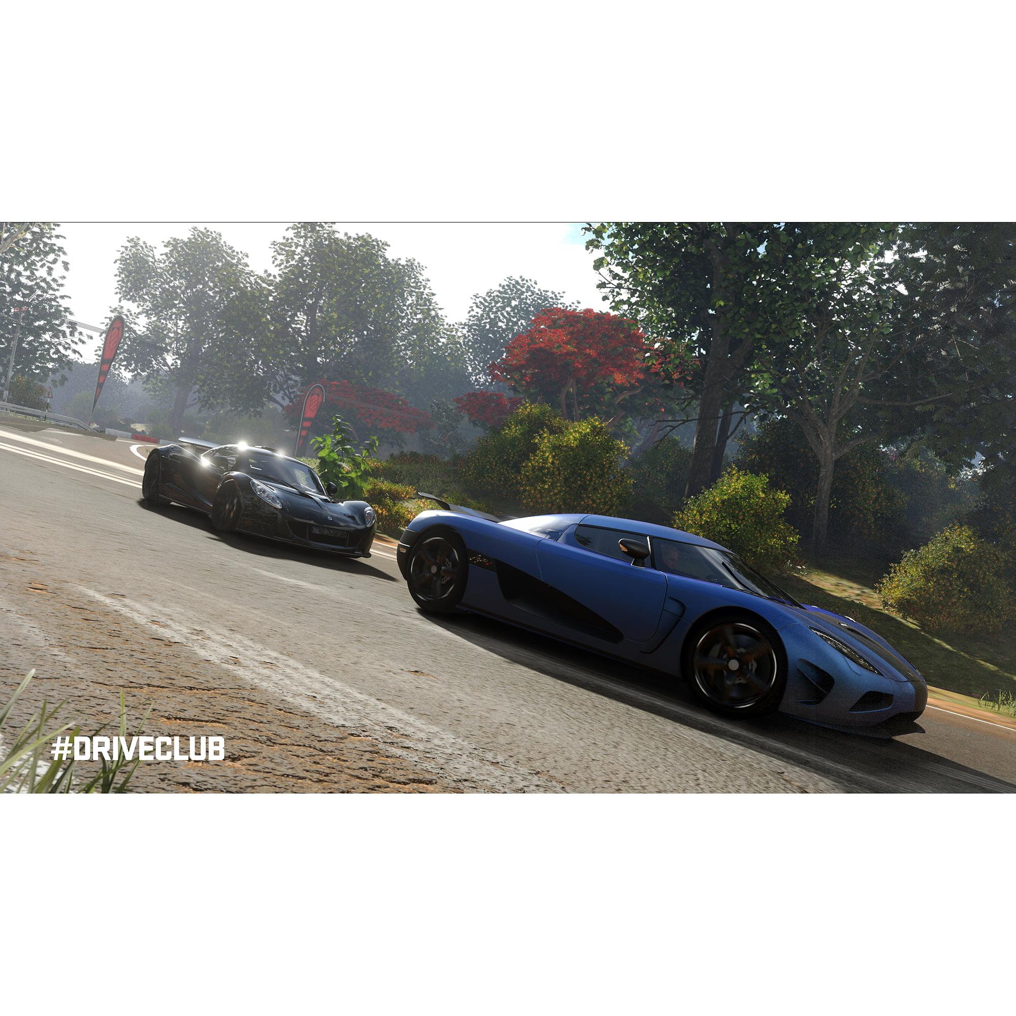 Drive Club Sony PlayStation 4 711719100140
