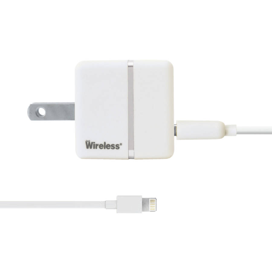iphone 5 charger walmart just wireless apple iphone 5 ac charger usb white 14505