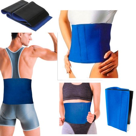 Women Men Body Tummy Trimmer Slim Waist Cincher Shapewear Girdle Corset Belt Hot