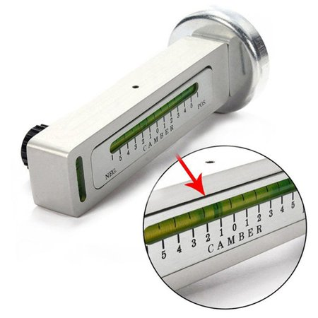 Magnetic Alignment Camber Gauge Four Wheel Positioning Magnetic Level Ruler - image 7 de 9