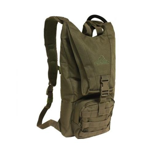 Red Rock Outdoor Gear Piranha Hydration Pack - Olive Drab, Olive Drab, One-Size