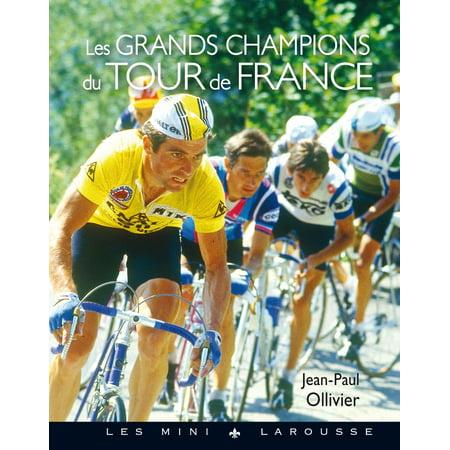 Les grands champions du Tour de France - eBook (Tour De France Coffee Table Book)
