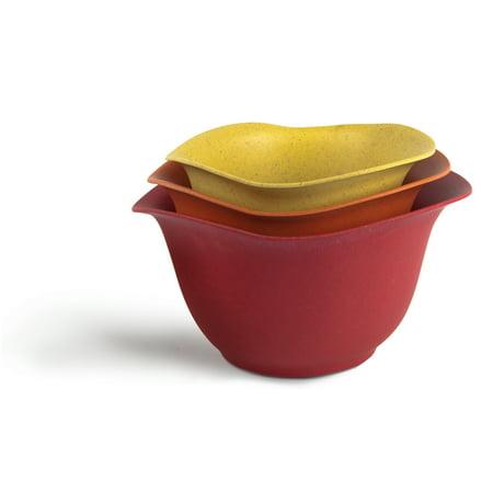 ONLINE Ecosmart By Architec? Purelast? Mixing Bowl Set, (Architec Bowls)