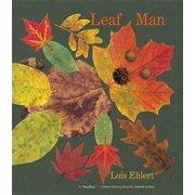 Leaf Man Big Book (Paperback)