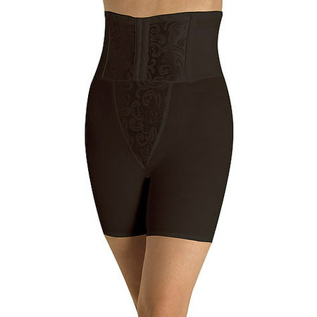 050e03d88d8 Cupid - Extra Firm High Waist Shaping Short with Waist Cincher - Walmart.com