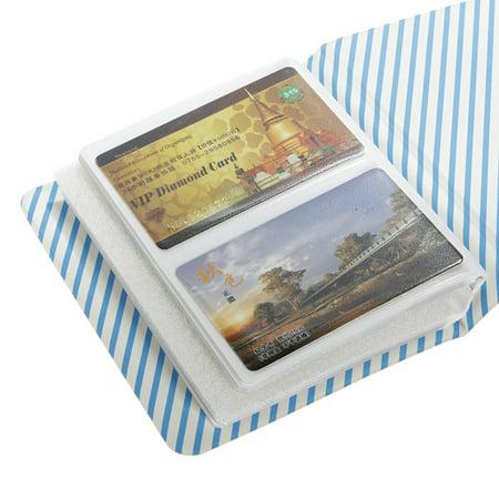 Photo Album,Mini Instant Picture Photo Album Case Storage Film Size 64 Pockets For Polaroid  - image 2 de 3