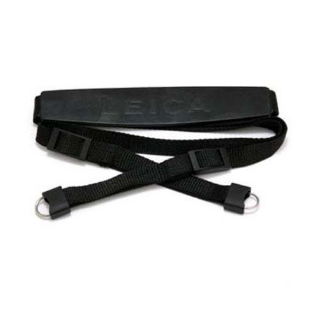 leica neck strap with anti slip pad for m series cameras