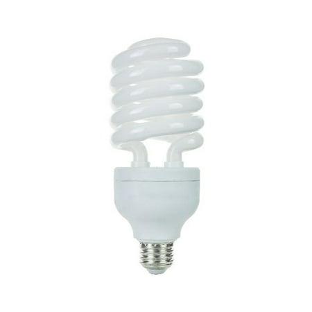 SUNLITE 42w Twist 6500K E26 Base SL42/65K Compact Fluorescent Light Bulb 42w Compact Fluorescent Light