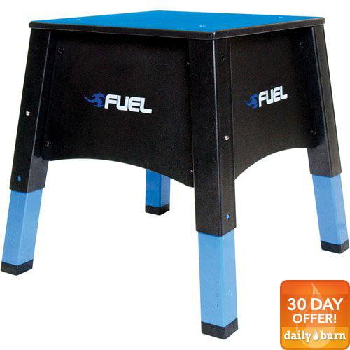Fuel Pureformance Adjustable Plyometrics Box