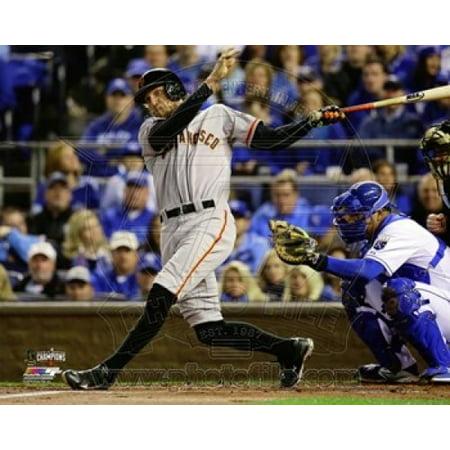 Hunter Pence Single Game 7 of the 2014 World Series Sports Photo](World Series Game 7 Halloween)