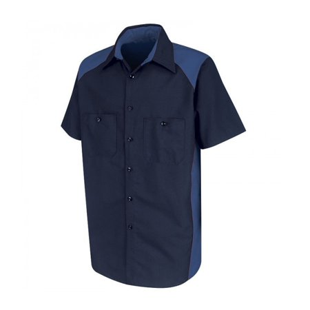 Mens Short Sleeve Motorsports Shirt
