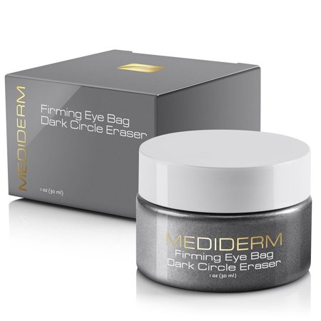 MediDerm Under Eye Anti Aging Cream/Gel Removes Dark Circles Lines Bags -