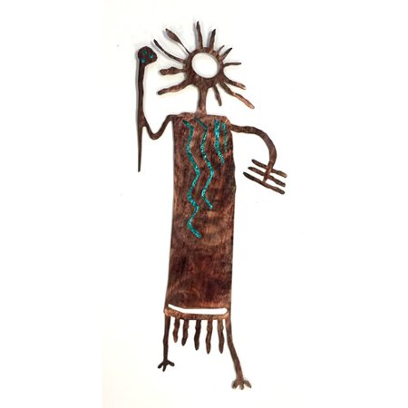 7055 Inc Petroglyph Ted Wall D cor