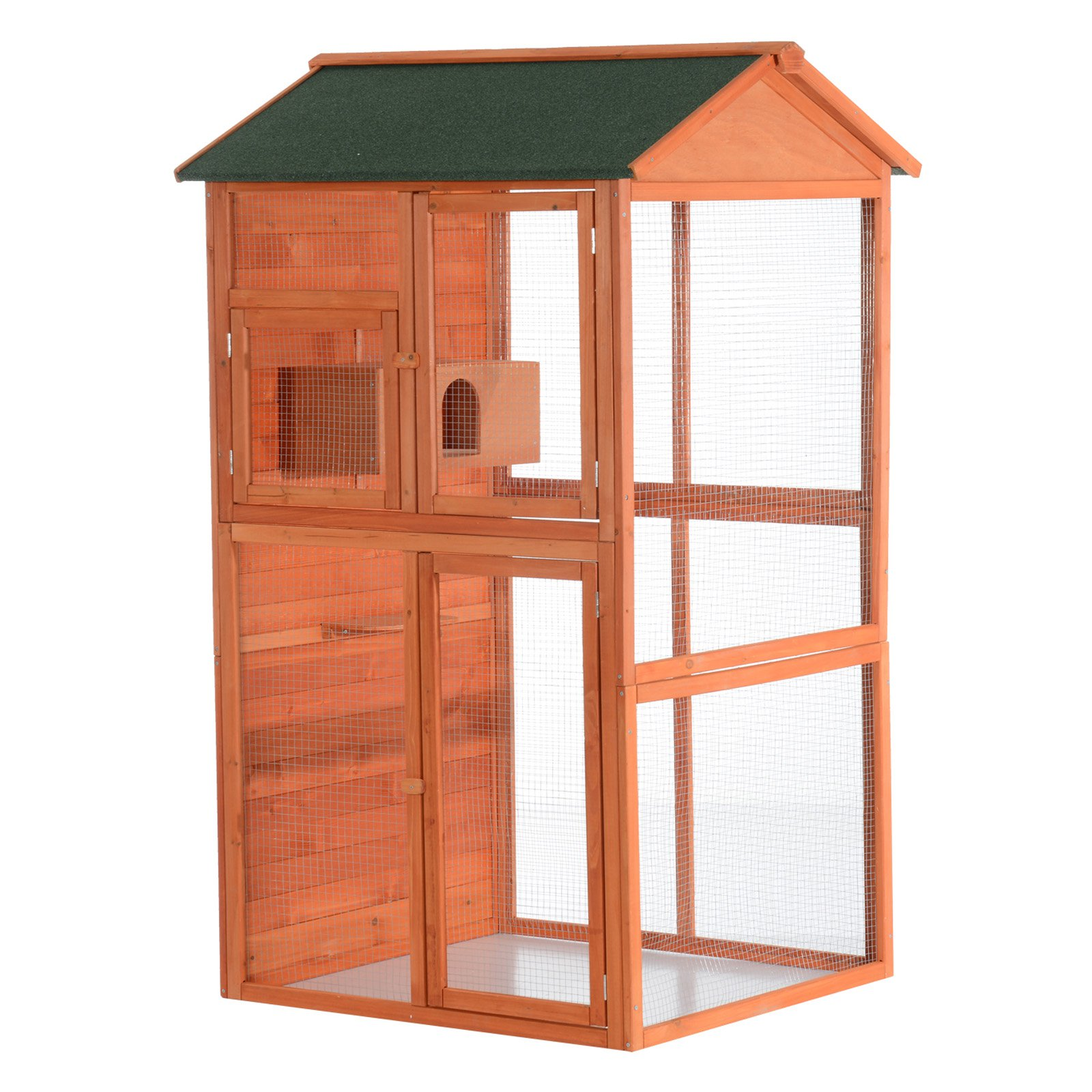 Pawhut Large Vertical Outdoor Aviary