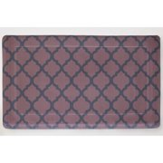Chef Gear Quatrefoil Anti-Fatigue Gelness Comfort Chef Mat