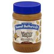 Peanut Butter & Co.® Mighty Maple® Peanut Butter Spread 16 oz. Jar