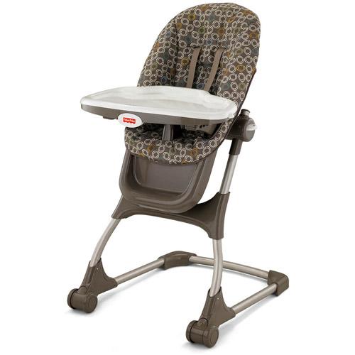 Fisher Price E Z Clean High Chair Walmart Com