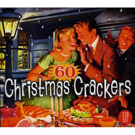 60 Christmas Crackers / Various (Best Christmas Crackers)