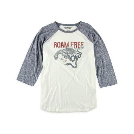 Ralph Lauren Mens Roam Free Graphic T-Shirt