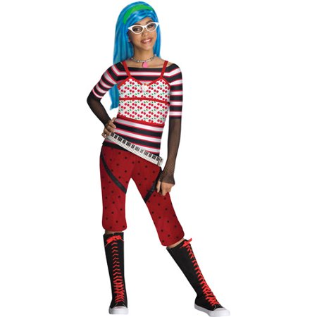 monster high ghoulia yelps child dress up costume - Ghoulia Yelps
