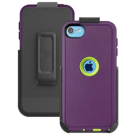 Belt Clip for Otterbox Defender Case - iPod Touch 5G and 6G (case is not included) (By Encased) ()