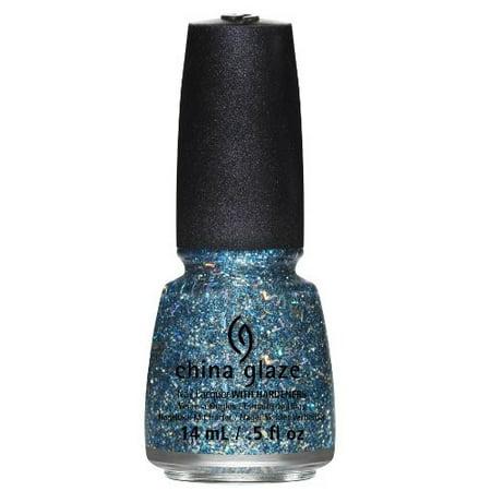China Glaze Avant Garden Nail Polish, Bells Will Be Blinging, 0.5 Oz