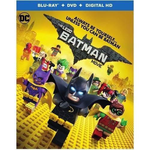 The Lego Batman Movie (Blu-ray + DVD) WARBR619744
