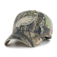 Fan Favorite - NFL Mossy Oak Frost Hat, Philadelphia Eagles