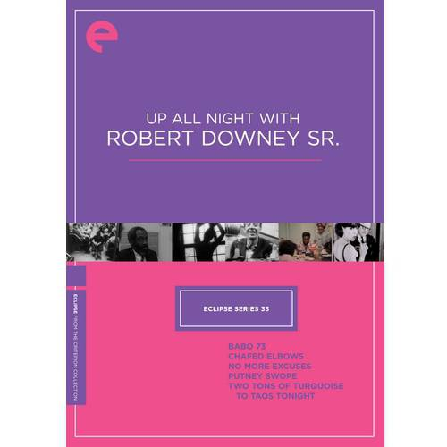 Up All Night With Robert Downey Sr. (Criterion Collection) (Widescreen, Full Frame)