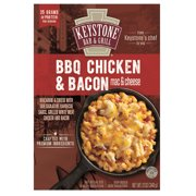 Keystone Bar & Grill BBQ Chicken & Bacon Mac & Cheese, 12 oz
