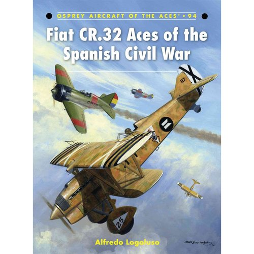 Image of Fiat CR.32 Aces of the Spanish Civil War