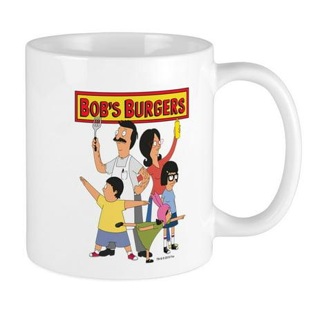 CafePress - Bob's Burger Hero Family Mug - Unique Coffee Mug, Coffee Cup CafePress](Bobs Burgers Gifts)