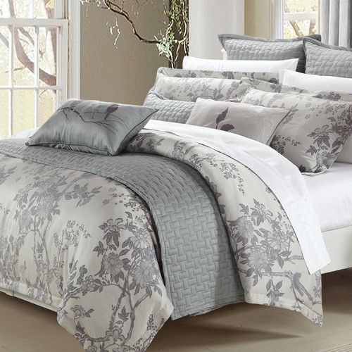 North Home Magnolia Coverlet