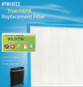 Homedics Af-20fl Water Filter (replacement For Homedics True Hepa Air Cleaners: Ap-25 & Af-20) AF-20FL