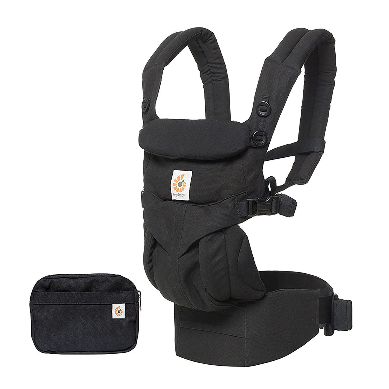 0ad7e125fe9 Buy Ergobaby OMNI 360 All-in-One Ergonomic Baby Carrier-Black ...