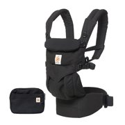Ergobaby OMNI 360 All-in-One Ergonomic Baby Carrier-Black
