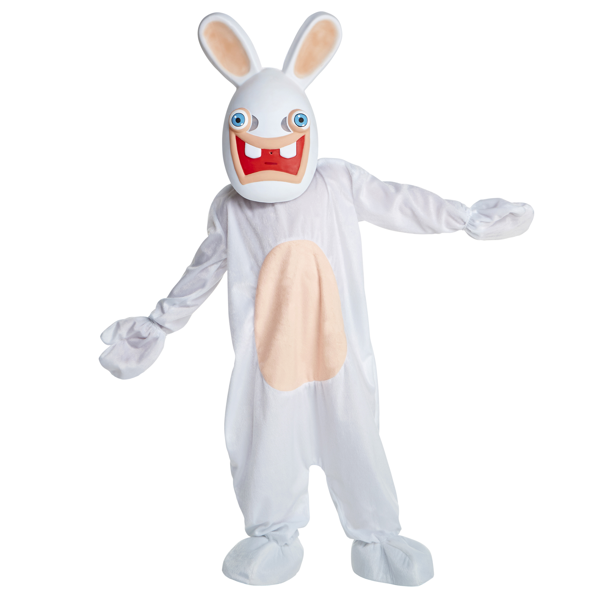Rabbids Boy Deluxe Costume Med by LF Products